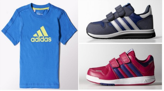 Up To 50% Off Children's Clothing & Footwear Plus Extra 25% Off (With Code) @ Adidas