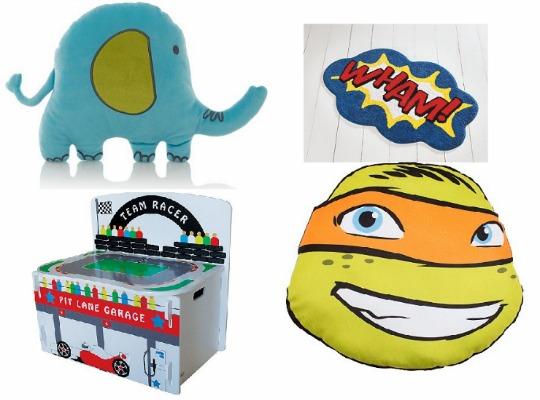 Children's Bedroom Accessories Bargains @ Asda George