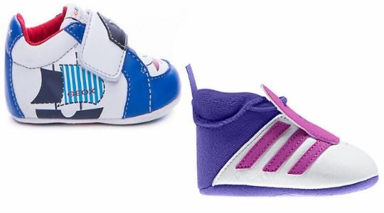 Baby/Toddler Footwear Bargains Starting From £5 @ John Lewis