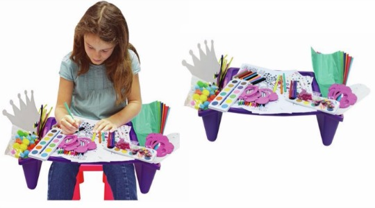 Chad Valley Craft Lap Tray And 1000 Crafts £9.99 @ Argos
