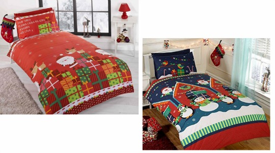Christmas Duvet Covers From £11.99 Delivered @ Price Right Home