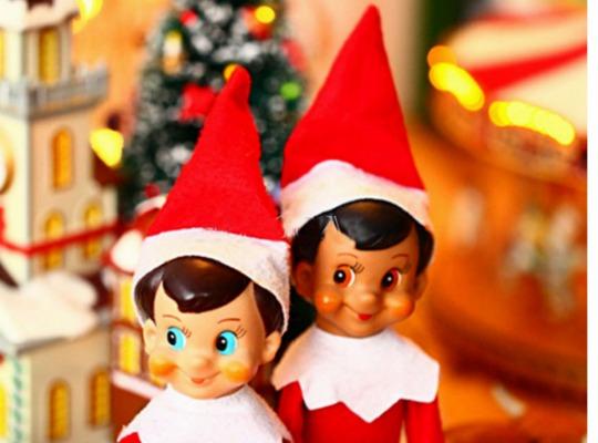 Elf On The Shelf Doll £2.87 Delivered @ eBay Seller: smartyiwu