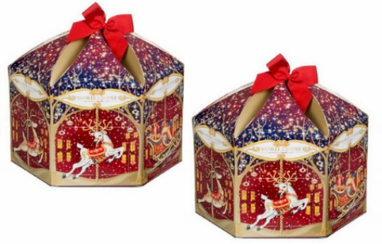 Yankee Candle Carousel Advent Calendar £22.32 Delivered @ Amazon Seller: Peter's Den