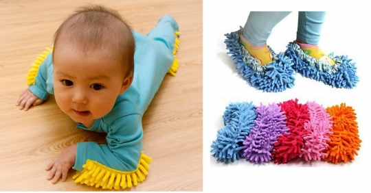 Have You Seen The Baby Mop?!