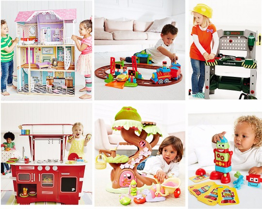 HALF PRICE Toy Sale Now On @ Mothercare